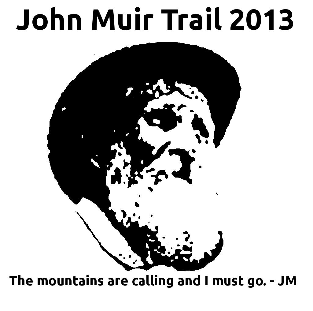 John Muir Trail 2013
