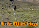 Giotto RT8150 Tripod Review