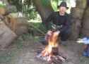 Survival Saturday Episode #1 – Intro and how to make a cooking fire