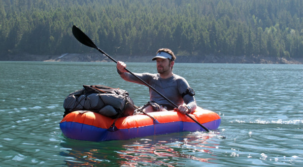 Ross Lake Packrafting Trip photo & video essay – Part 1