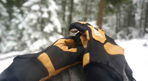 Eddie Bauer Guide Light Gloves