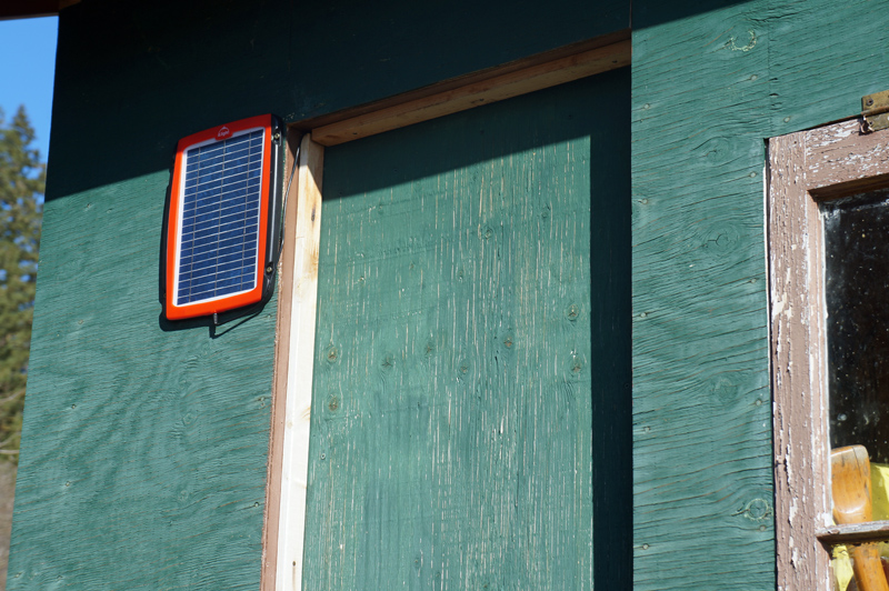 d light D20 - Home Solar Lighting System - Review - The