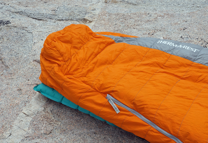 Therm-a-Rest Antares Sleeping Bag