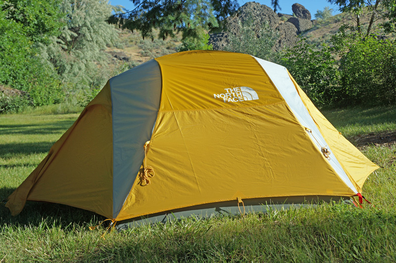 talus3_setup & The North Face Talus 3 Tent - The Outdoor Adventure