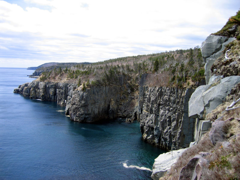 The Avalon Peninsula of Newfoundland 15:22, 14 April 2005, by Jcmurphy